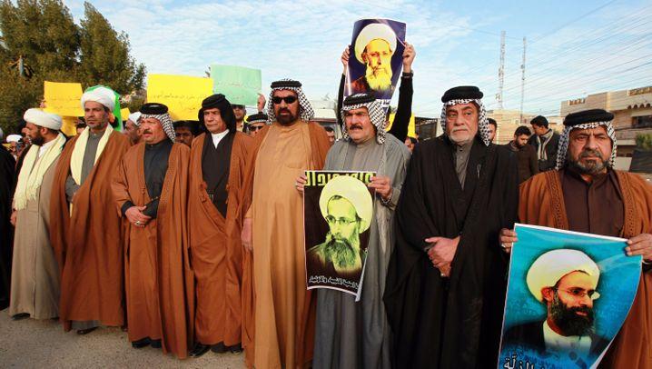 Nimr-Hinrichtung: Schiiten weltweit wütend auf Saudi-Arabien