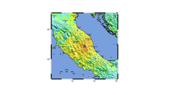 Erdbebenserie: Italien in Angst