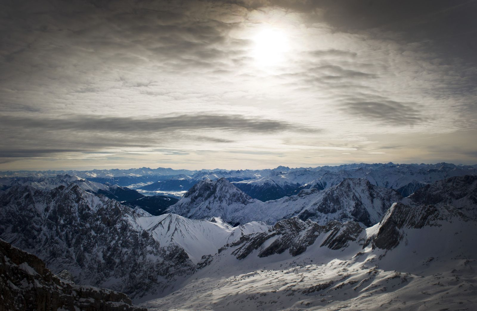 Klimareport/ Alpen