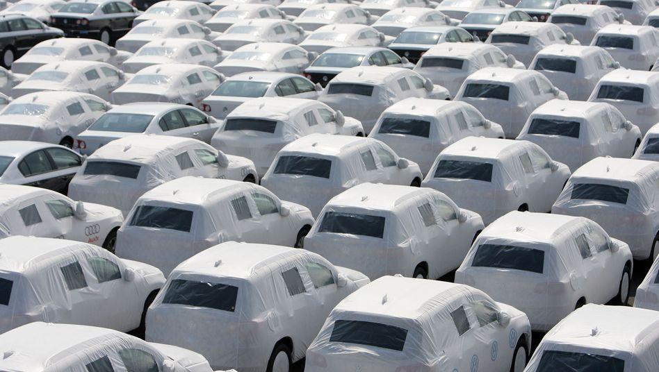 Volkswagen-Fabrik in Emden: Absatzboom in 2010 erwartet