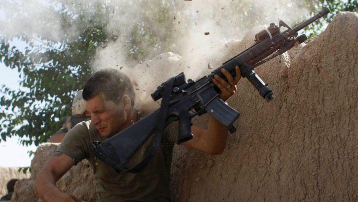 Gefechtszone Afghanistan: Bilder eines Krieges