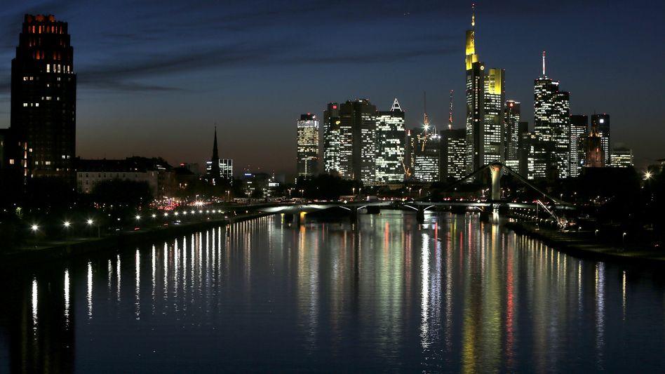 """Banken-Skyline in Frankfurt: """"Verstoß gegen europäisches Recht"""""""