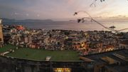 Oben und unten in Neapel