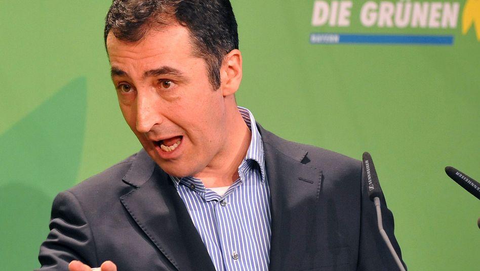 """Grünen-Chef Özdemir: """"Die deutsche Cannabis-Prohibitionspolitik ist gescheitert"""""""