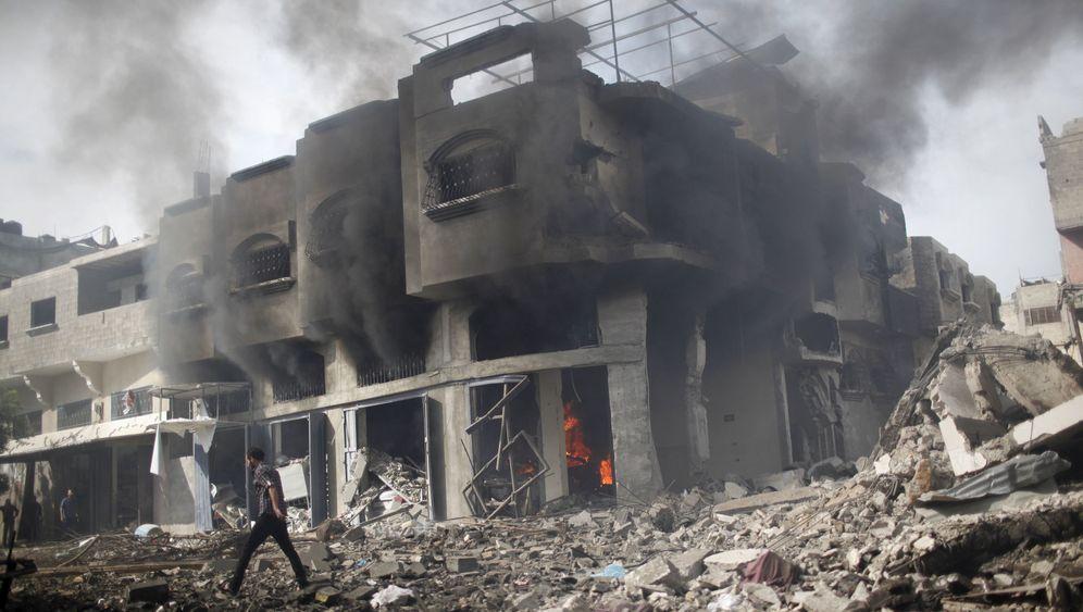 Gaza-Streifen: Das Leid der Zivilisten