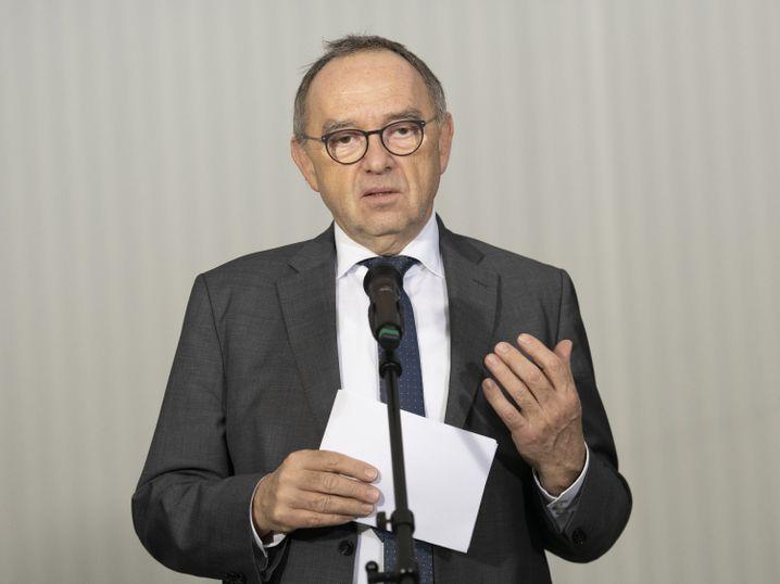 Walter-Borjans: Konkrete Vorschläge zur Verbesserung der Infrastruktur bis März