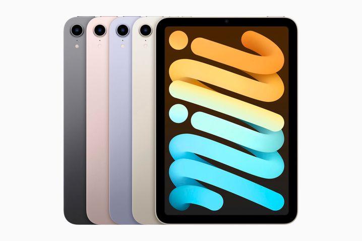 Das neue iPad mini