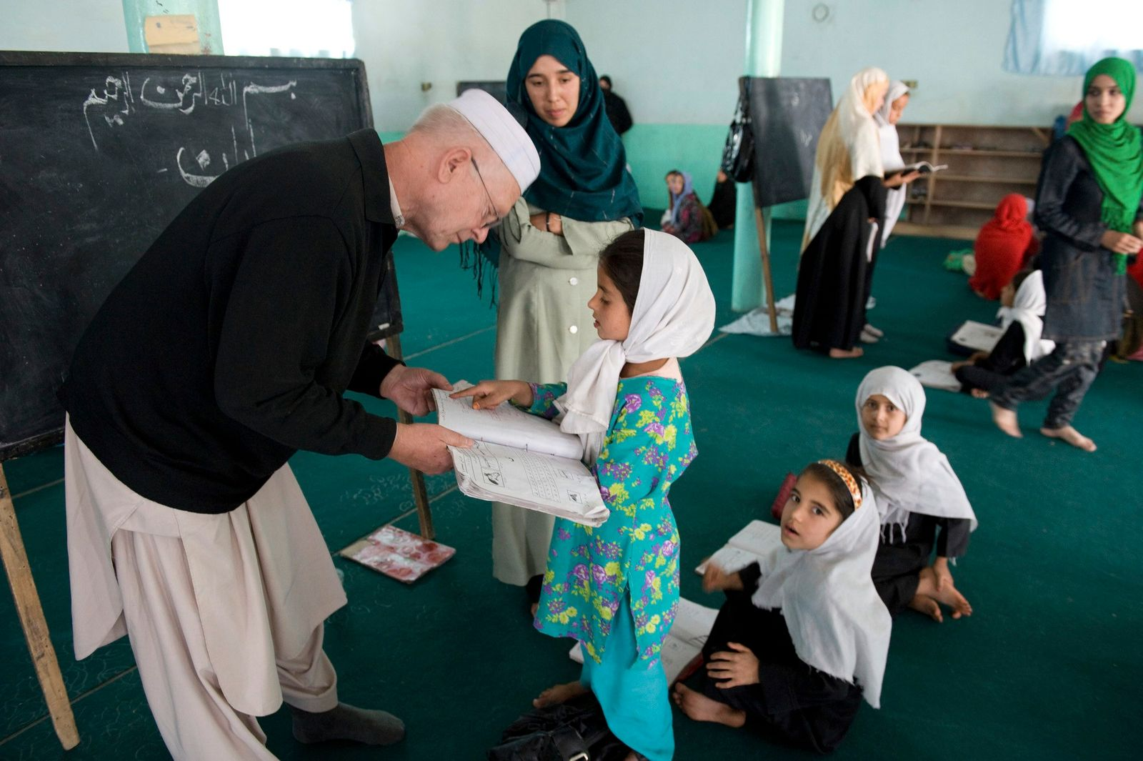 Ofarin Moscheeschule Kabul