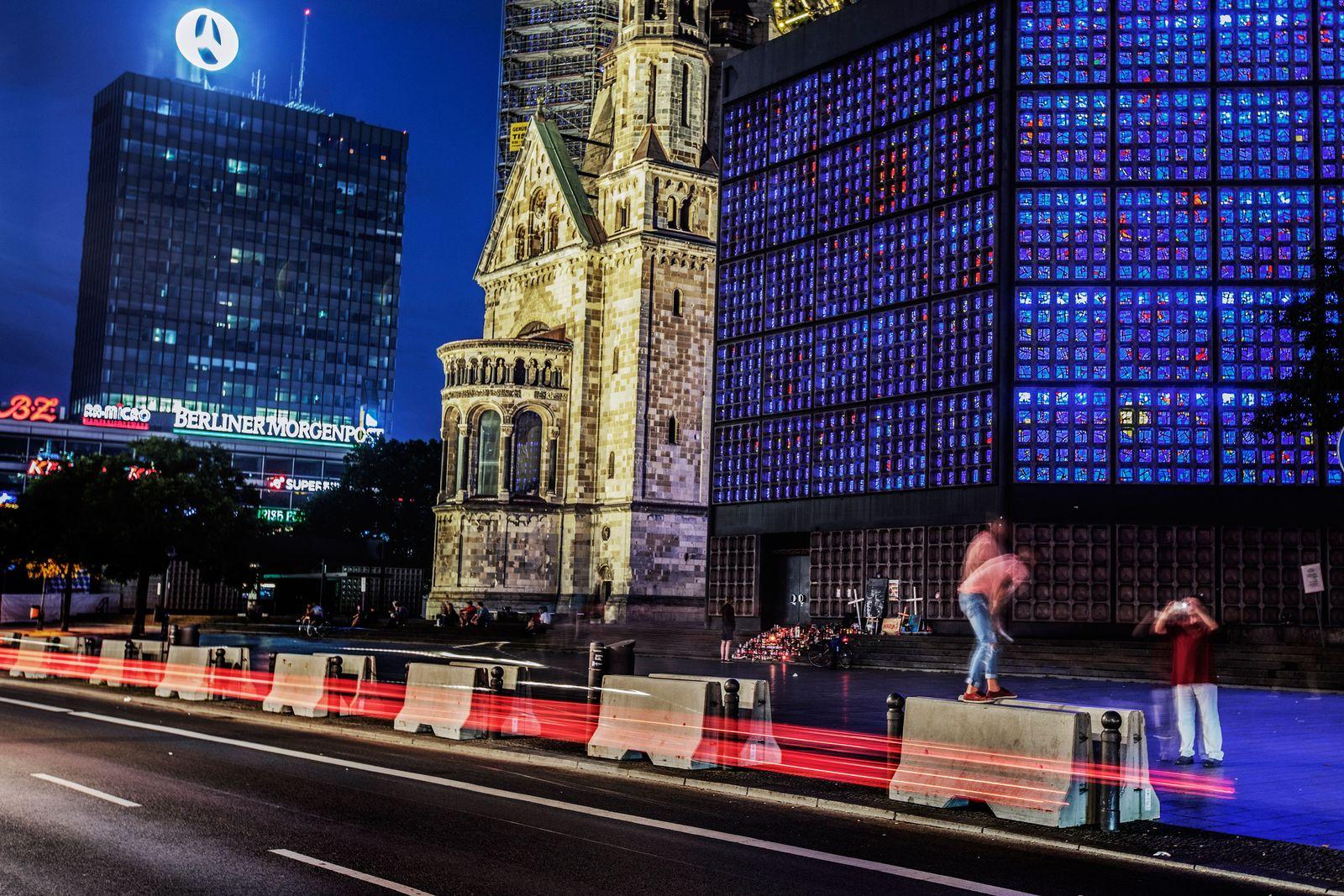 EINMALIGE VERWENDUNG NUR FÜR SPIEGEL Plus SP 27/2017, S.50 Fall Anis Amir / Breidscheidplatz