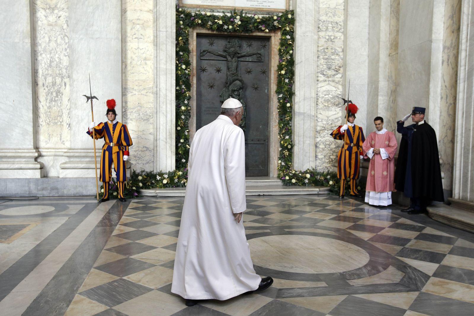 Vatikan / Papst / Franziskus
