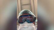 Arzt simuliert letzte Minuten eines Corona-Patienten