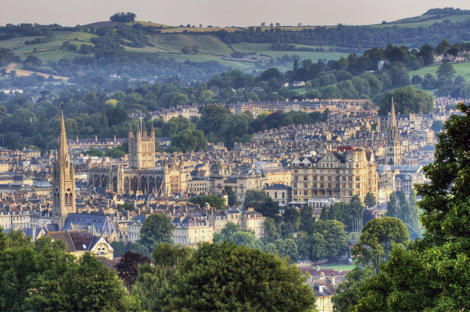 NICHT MEHR VERWENDEN! - Bath/ Somerset/ England