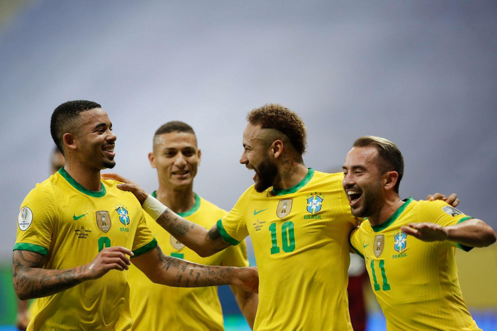 Copa America - Brasilien - Venezuela