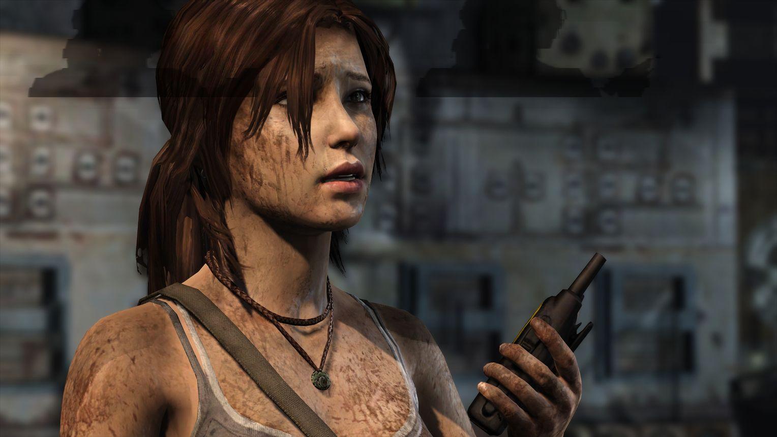 Nora Tschirner spricht Lara Croft im neuen Tomb Raider