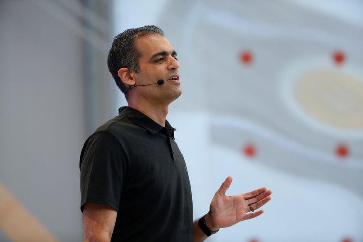 Google-Manager Sameer Samat