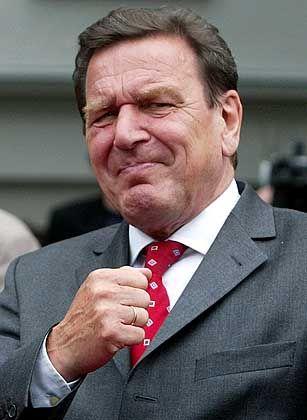 Opposition gegen Schröder: Die Gewerkschaften greifen wieder an
