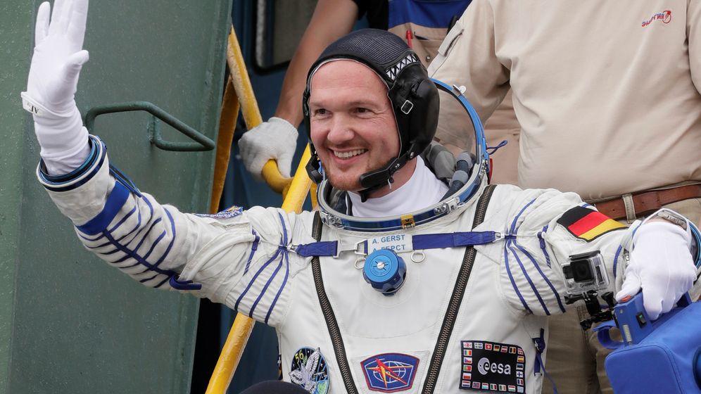 Alexander Gerst: Nächster Halt ISS
