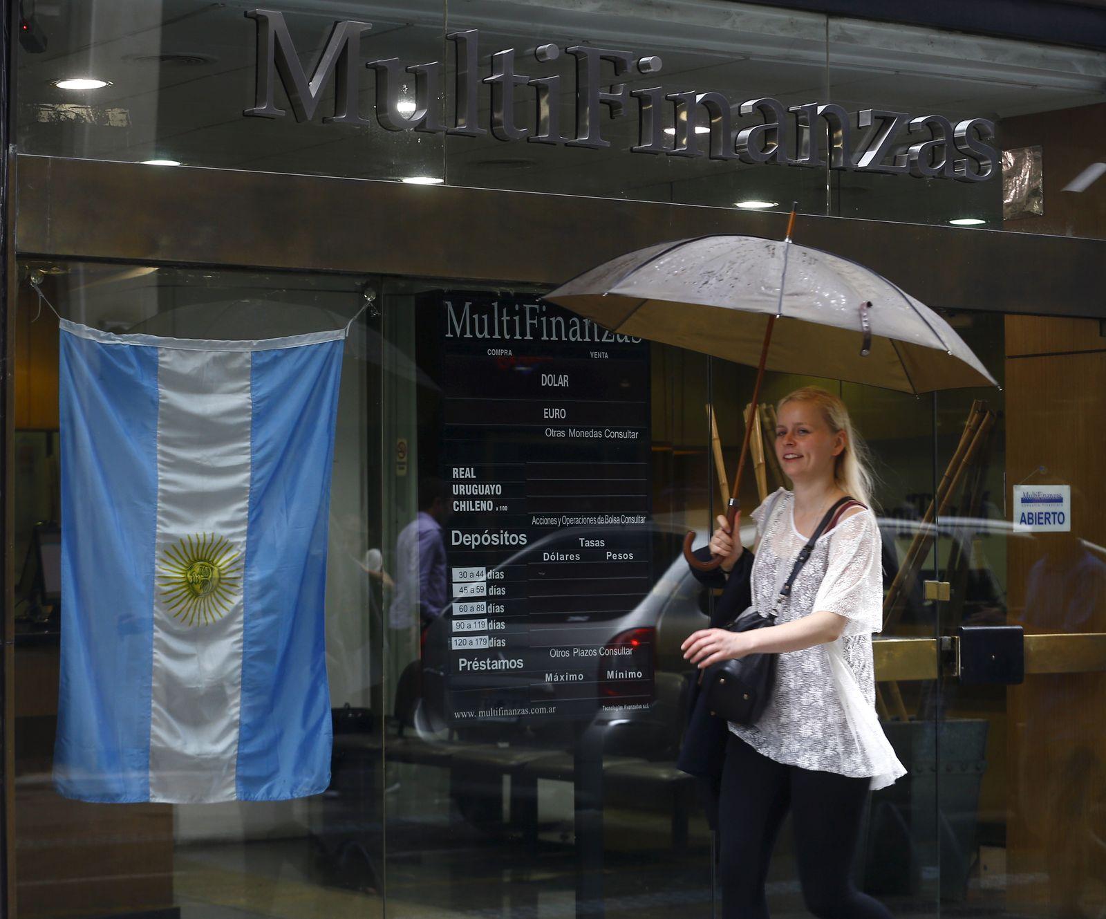 Argentinien /Schuldenstreit / US-Hedgefonds