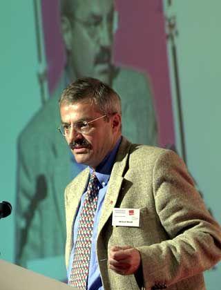 Michael Wendl, Stellvertretender Landesbezirksleiter von ver.di Bayern