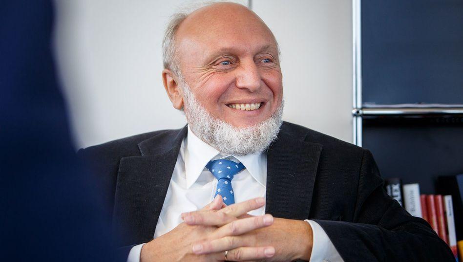 Ökonom Hans-Werner Sinn