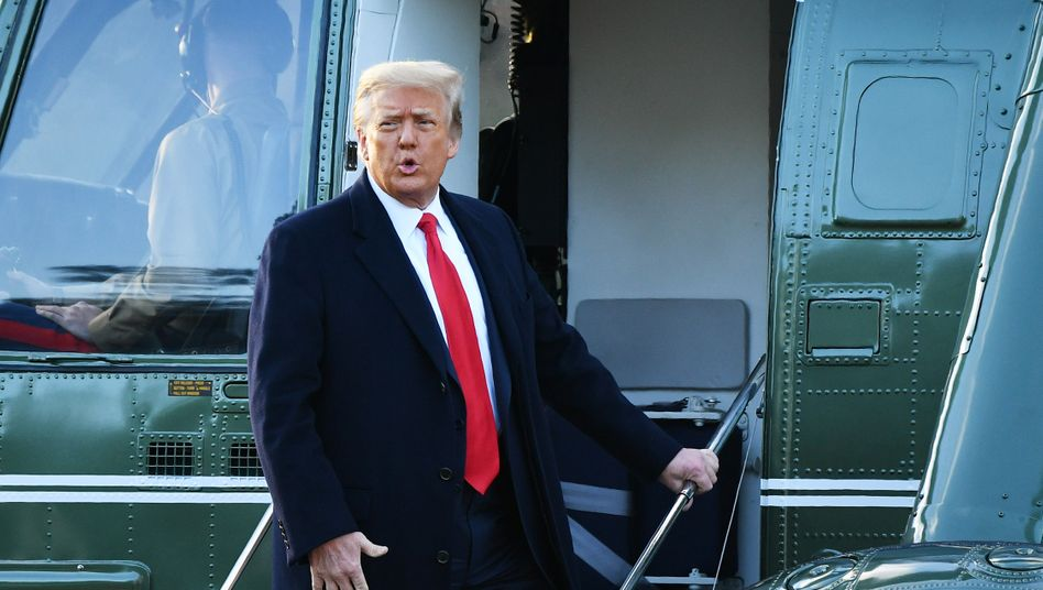 Donald Trump braucht neuen Rechtsbeistand