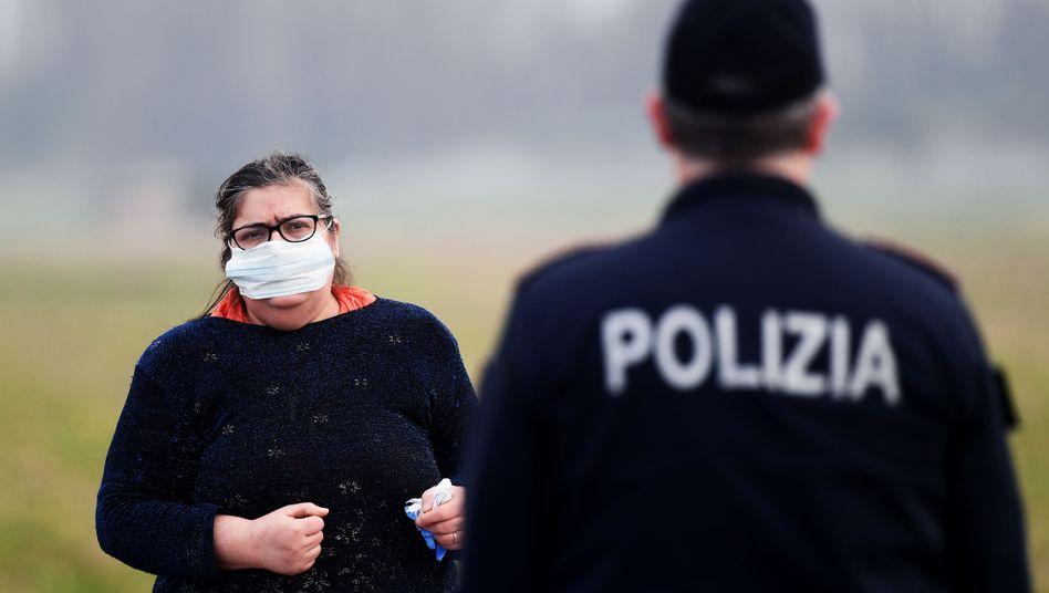 Coranavirus: Italien zwischen Panik und Schulterzucken