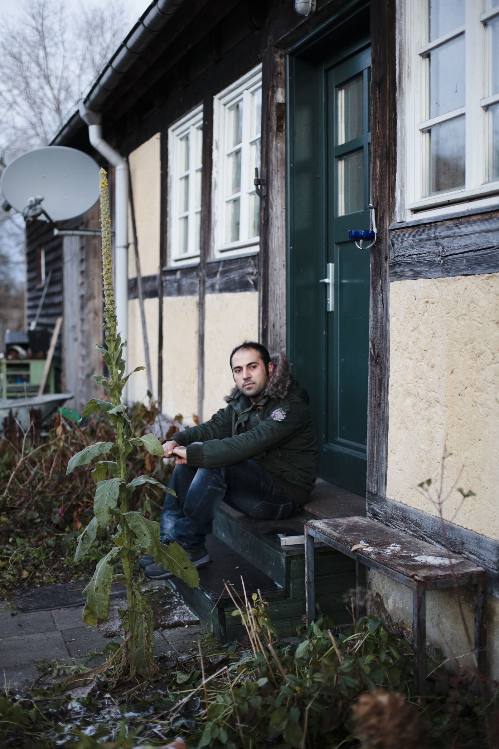 EINMALIGE VERWENDUNG SPIEGEL Plus SPIEGEL 49/2016 S.96 Unternehmer Flüchtlinge