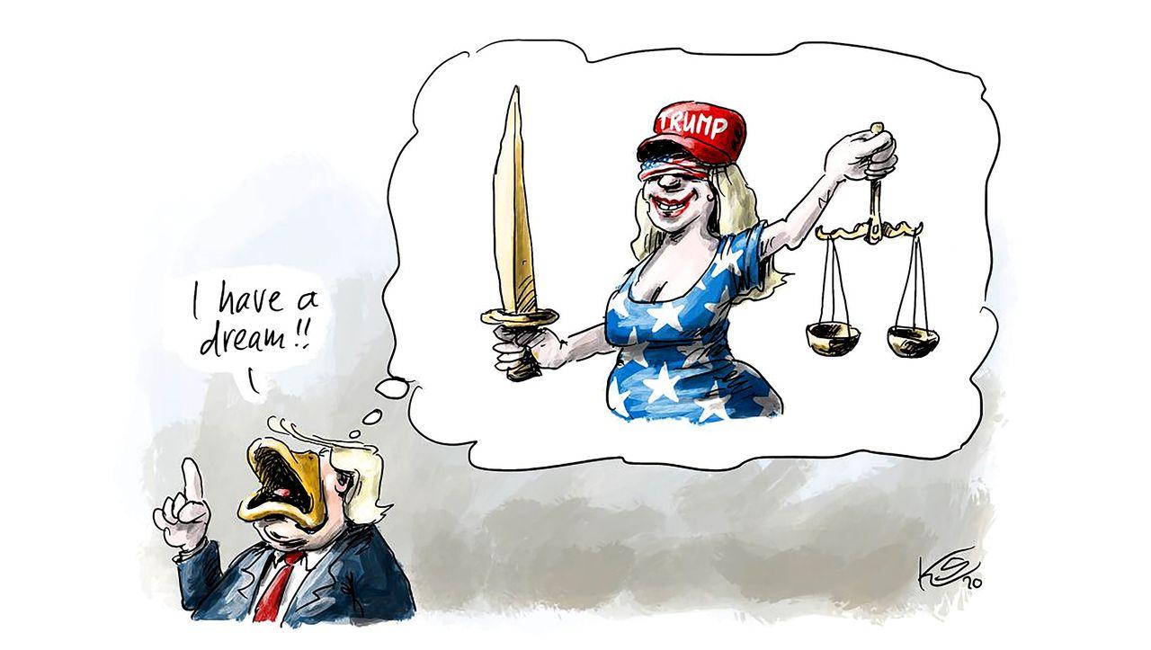 Cartoons der Woche von Thomas Plaßmann und...