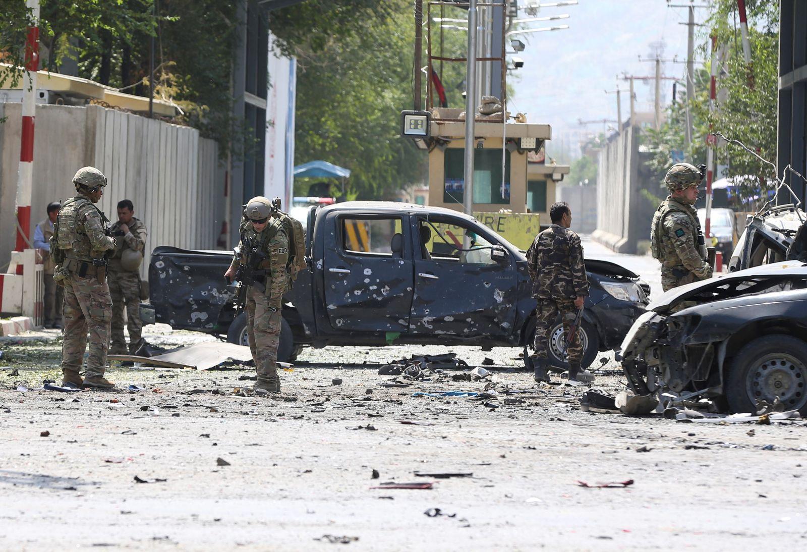 Anschlag Kabul