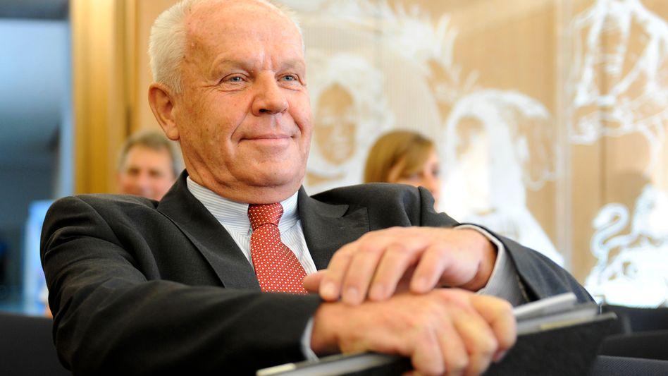 Gerald Hennenhöfer: Oberster Atomaufseher muss gehen