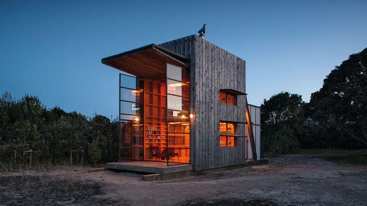 Große kleine Architektur: Budenzauber