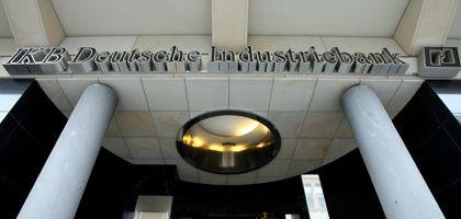 IKB-Zentrale in Berlin: Das erste Institut in Deutschland, das 2007 von der damals beginnenden Krise am US-Immobilienmarkt getroffen wurde