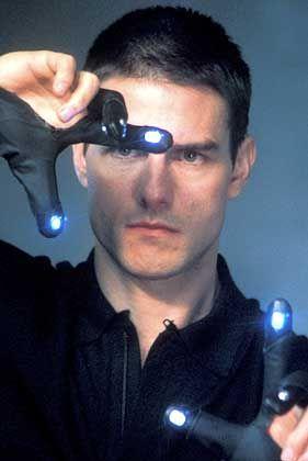 """Tom Cruise als Zukunfts-Polizist in """"Minority Report"""": Seelenverwandter des Blade Runners"""