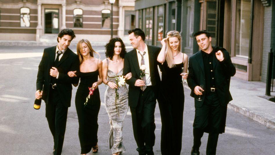 """Einmaliges Special: """"Friends""""-Wiedervereinigung ist offiziell bestätigt"""