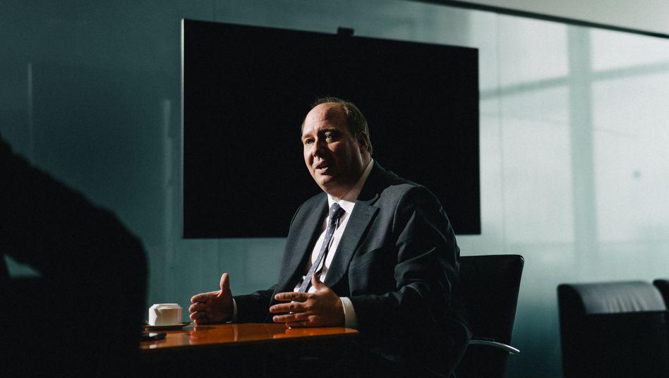 Krisenmanager Braun