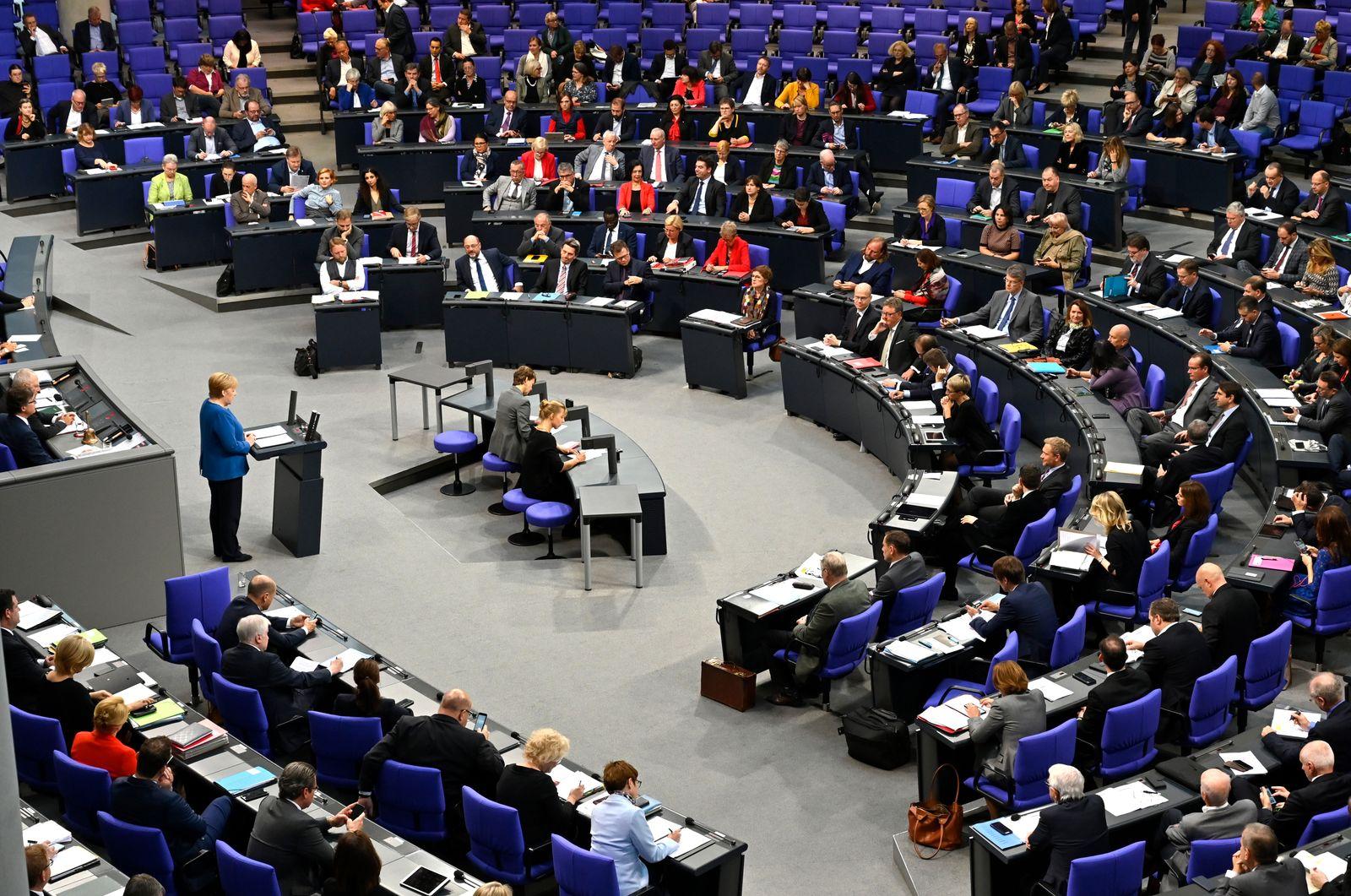 GERMANY-EU-BREXIT-GOVERNMENT-PARLIAMENT