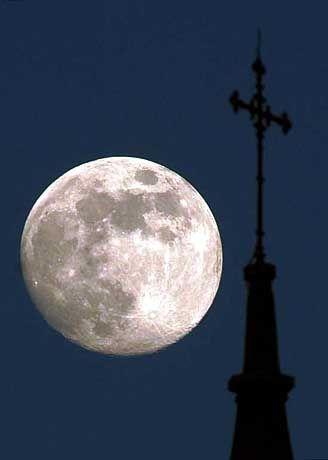 Detektor am Abendhimmel: Auf den Mond warten neue Aufgaben