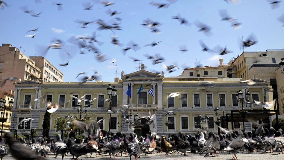 Griechische Nationalbank: Neue Milliardenrisiken