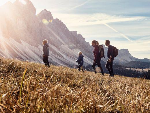 Familienurlaub in Südtirol: Was gilt in welchen Ländern?