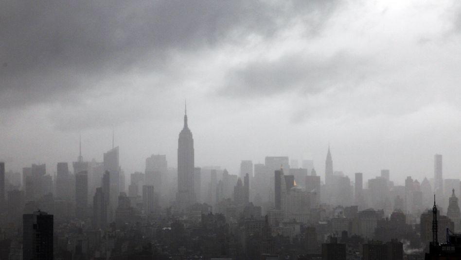 """Finanzmetropole New York: """"Verletzung eines fast religiösen Bekenntnisses"""""""