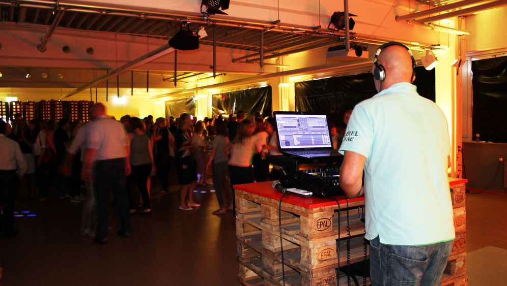 Disco statt Kantine: Mittagspause mit DJ Udo