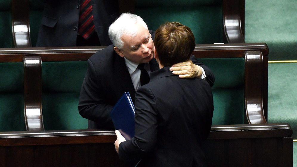 Photo Gallery: Poland Follows Hungary's Footsteps