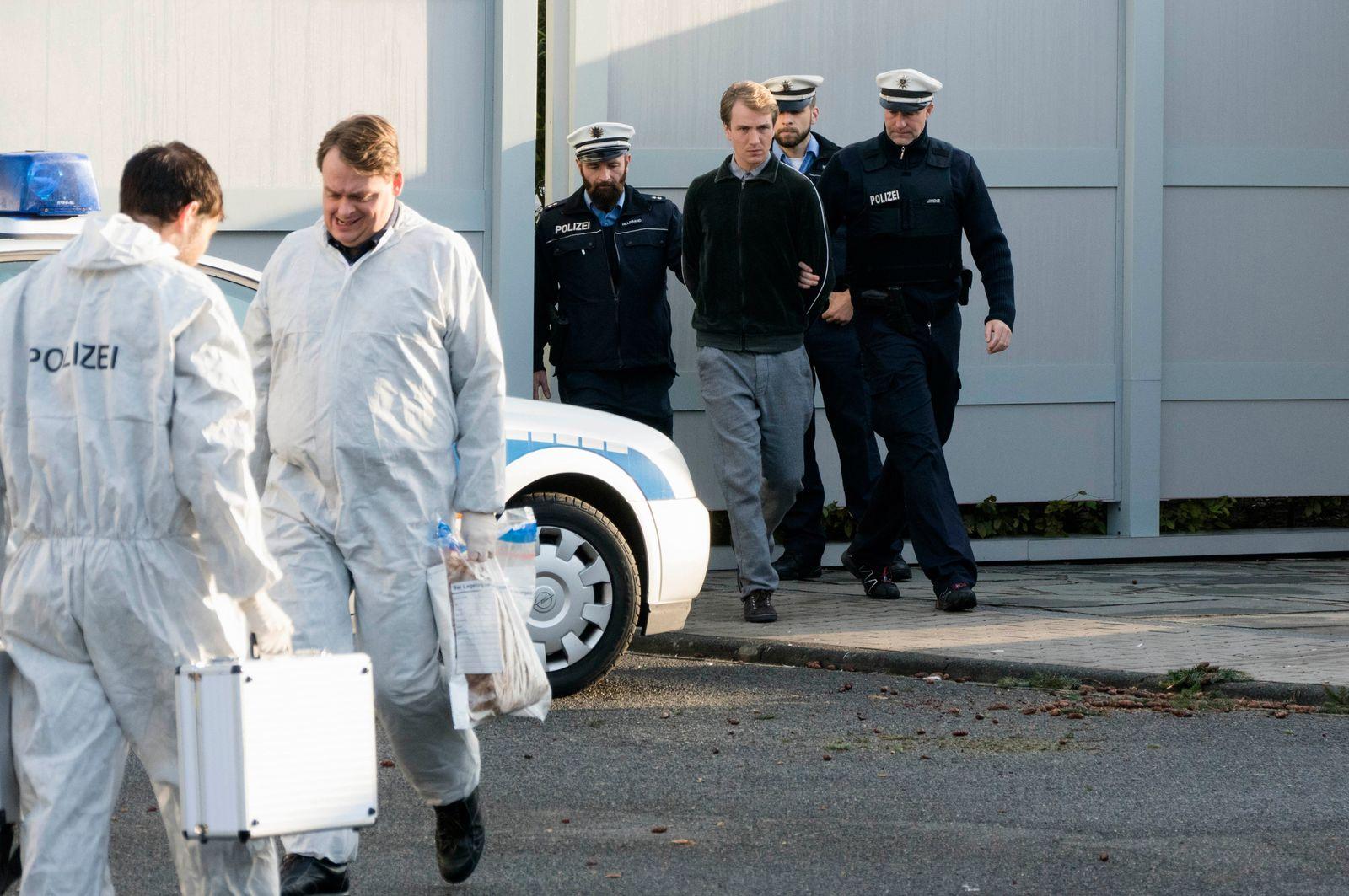 EINMALIGE VERWENDUNG Tatort/ Wendehammer