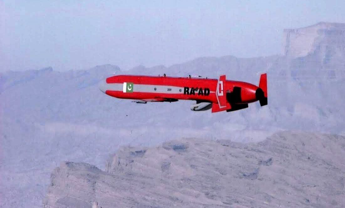 Pakistan tests nuclear-capable cruise missile