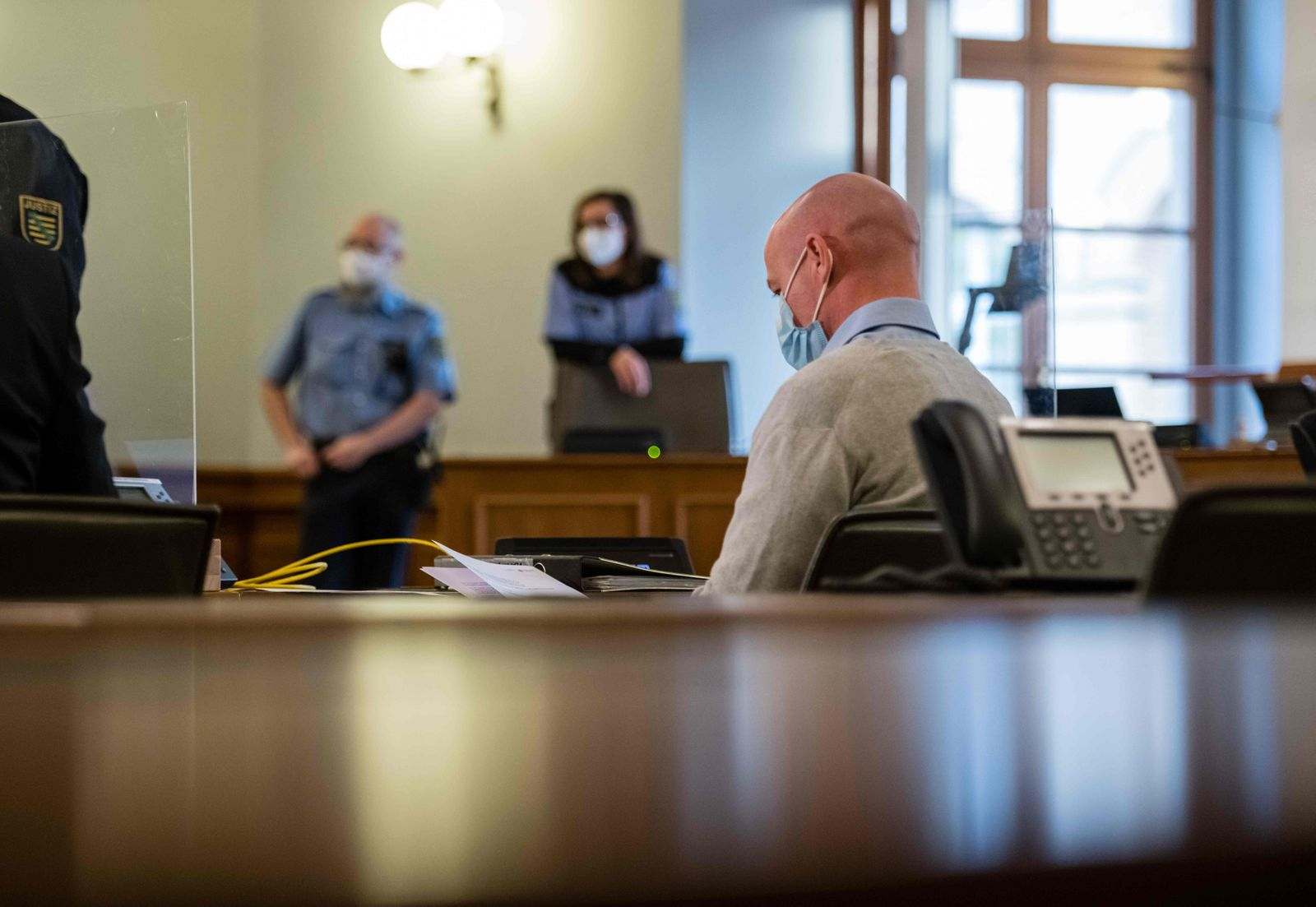 GERMANY-CRIME-ARMY-TRIAL