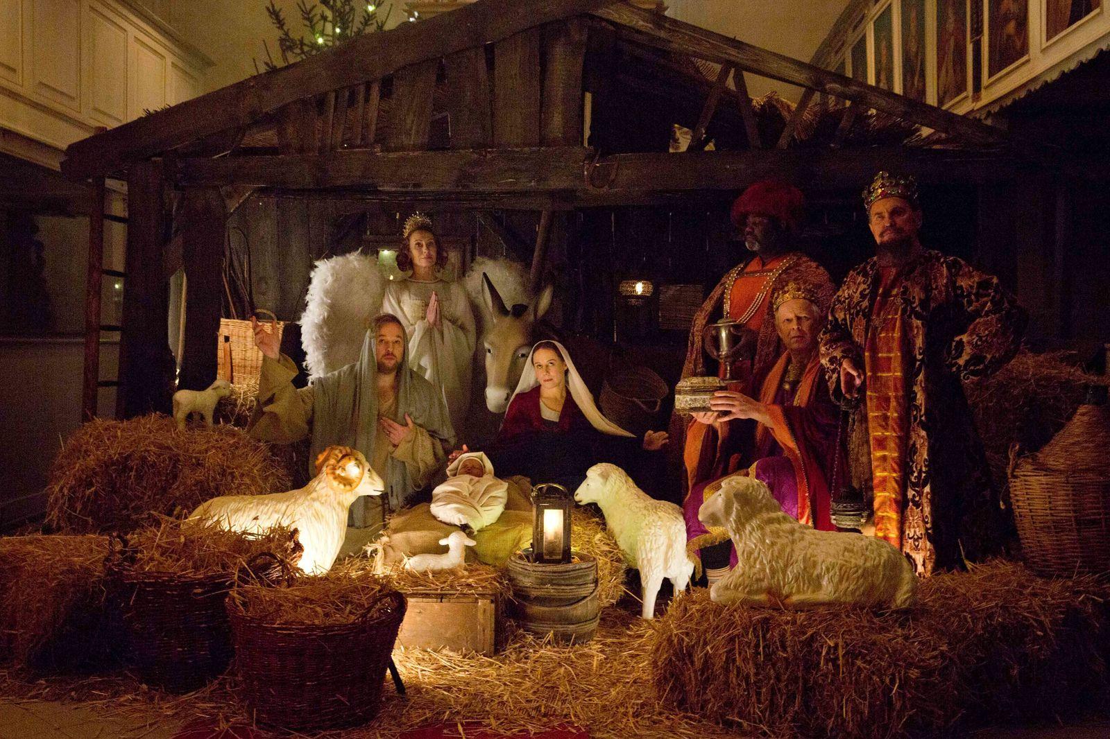 TV/ Familie Bundschuh im Weihnachtschaos