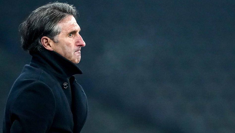 Hertha-Trainer Bruno Labbadia