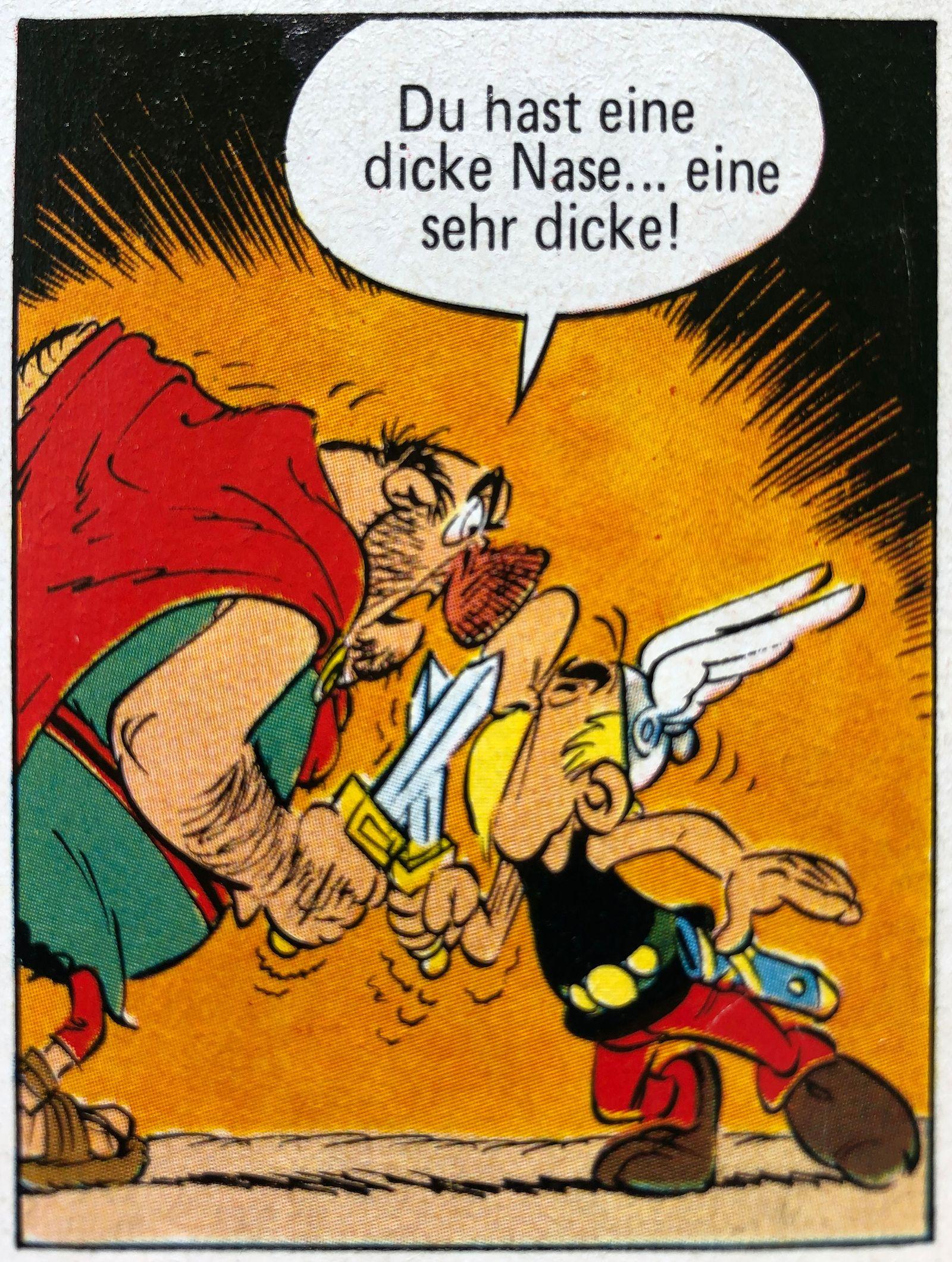 Asterix/ Uderzo