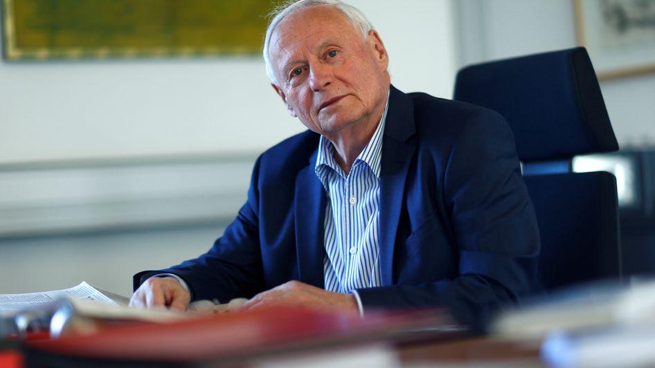 Ehemaliger Parteichef Lafontaine: Scharfe Kritik von Genossen