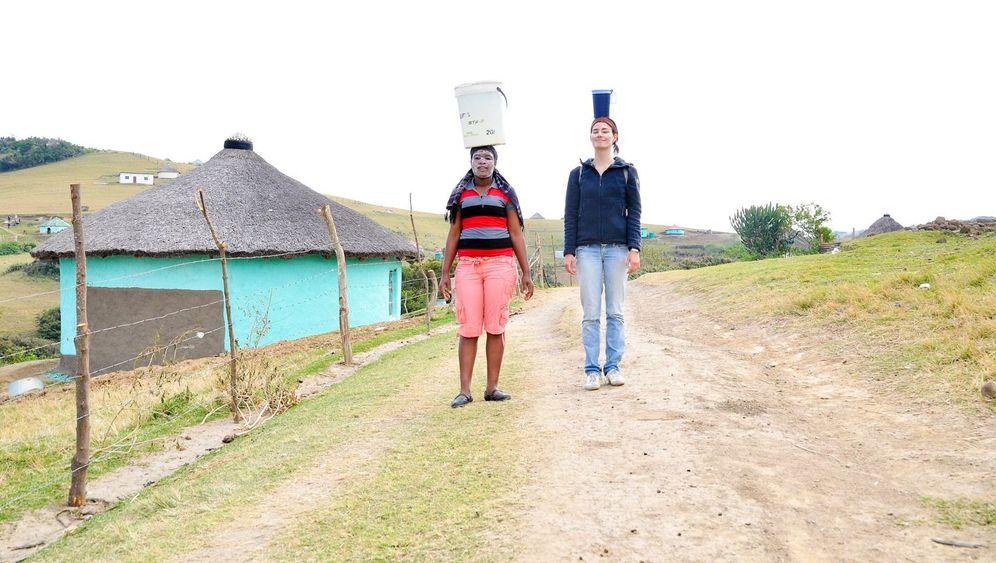 Südafrika: Xhosa für einen Tag